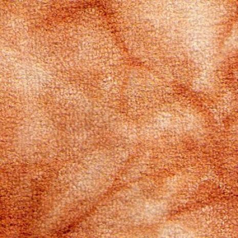 Froté prostěradlo dvoulůžko 180x200 batika oříšek